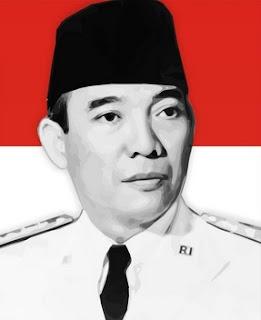 Kata kata Mutiara Bijak Soekarno