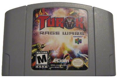 Turok Rage Wars Gray