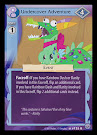 My Little Pony Undercover Adventure Premiere CCG Card