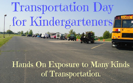 Transportation Day is Hands ON!
