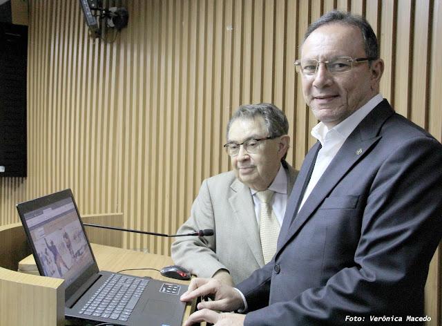 Resultado de imagem para Câmara Municipal de Natal lança  memorial virtual
