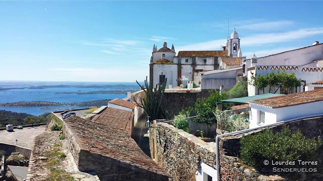 Monsaraz, la villa medieval con las mejores vistas del Alentejo (Portugal)