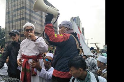 Orator GNKR: InsyaAllah, Hari Ini Bisa 5 Juta Orang Datang ke Jakarta