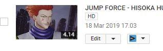 edit untuk mematikan komentar youtube
