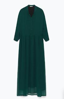 robe longue American Vintage