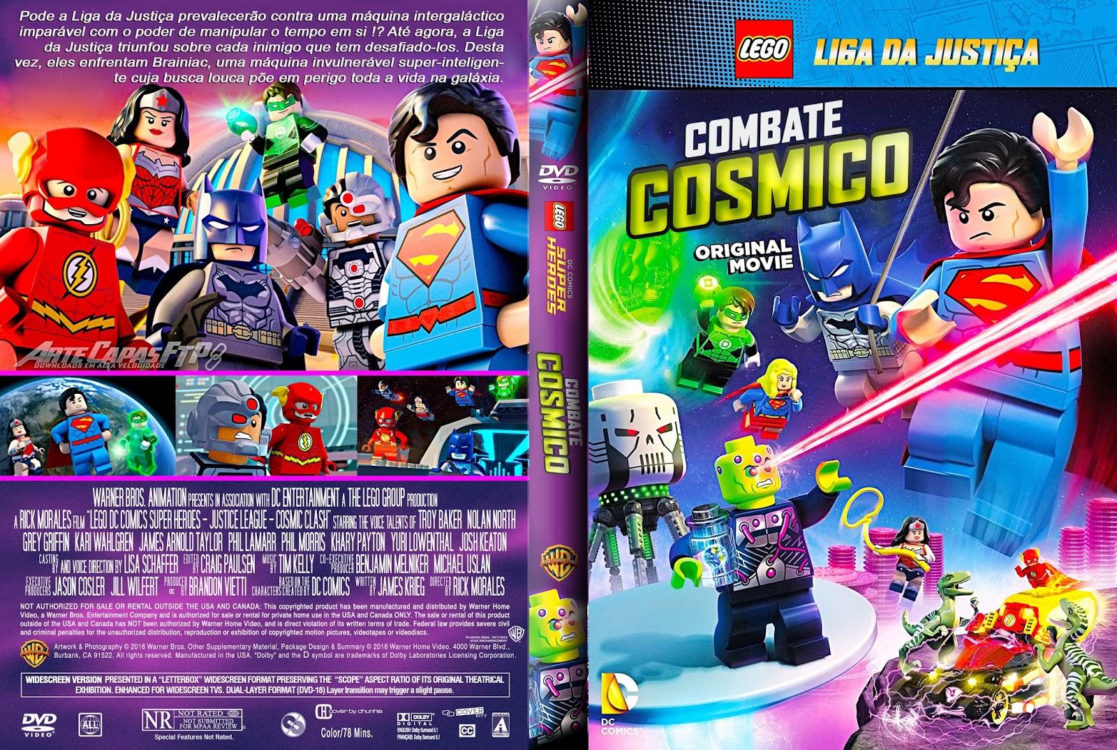 Liga da Justiça Lego Combate Cósmico BluRay 720p Dual Audio Liga 2Bda 2BJusti 25C3 25A7a 2BLego 2BCombate 2BC 25C3 25B3smico 2B  2BXANDAODOWNLOAD