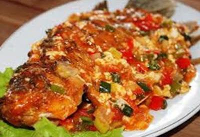 Resep Masakan Ikan Gurame