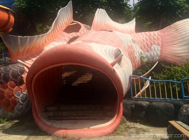kediri waterpark terbesar se asia