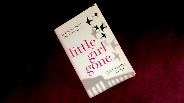 Book Cover of Little Girl Gone Alexandra Burt