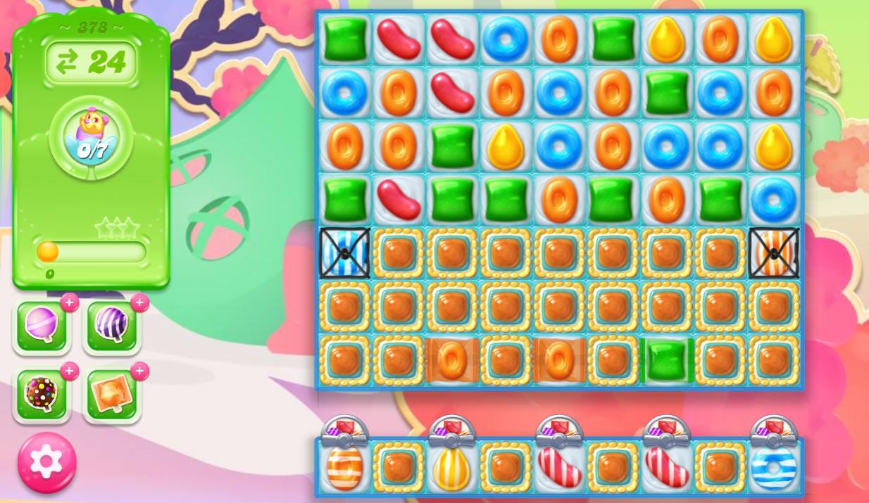 Candy Crush Jelly Saga 378