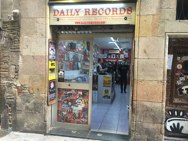 Daily Records Barcelona