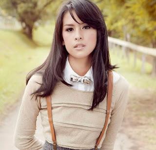 Biodata Penyanyi Cantik Maudy Ayunda Terbaru dan Lengkap