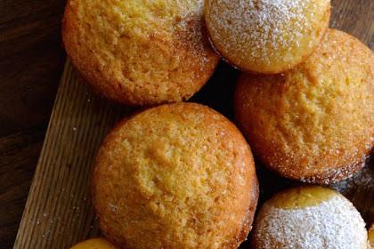 Orange Sunshine Muffins