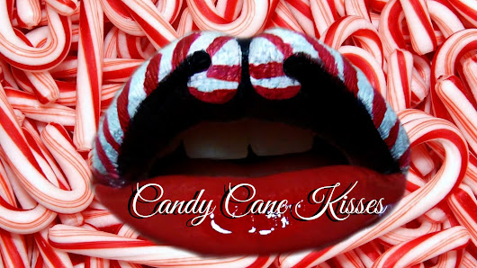 Candy Cane Kisses - Tacha's Day Dreams