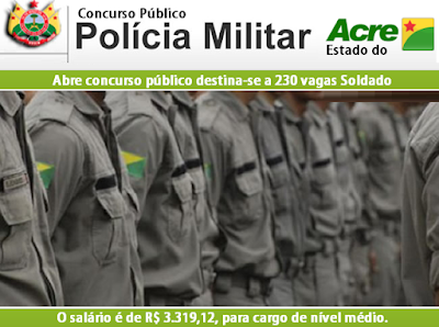 Apostila Concurso Polícia Militar-AC 2017 - Soldado PMACRE (PDF)