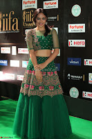 Nandita Swetha in a tight Green Choli Ghagra at IIFA Utsavam Awards March 2017 ~ 056.JPG