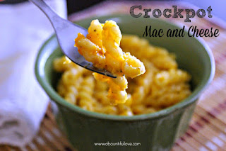Crockpot Mac N Cheese