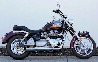2005 triumph america motorcycle
