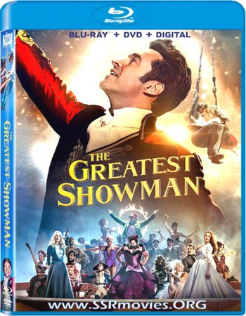 The Greatest Showman (2017) Dual Audio Hindi ORG 720p BluRay