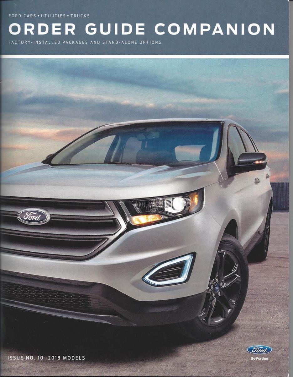 2018 ford order guide. interesting ford photo gallery with 2018 ford order guide u
