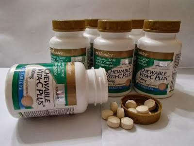 vitamin c kunyah atau hisap