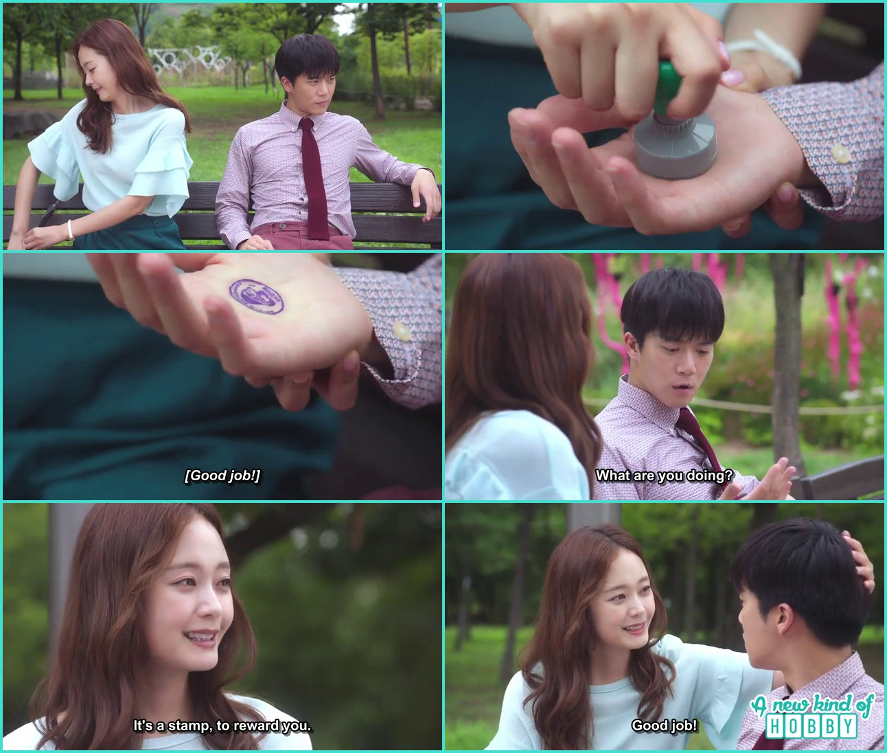 Garden Date - Something About 1 Percent - Episode 7 (Our