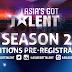 Asia's Got Talent Season 2 Online Audition Begins