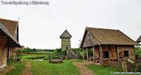 Turmhügelburg Lütjenburg Burganlage