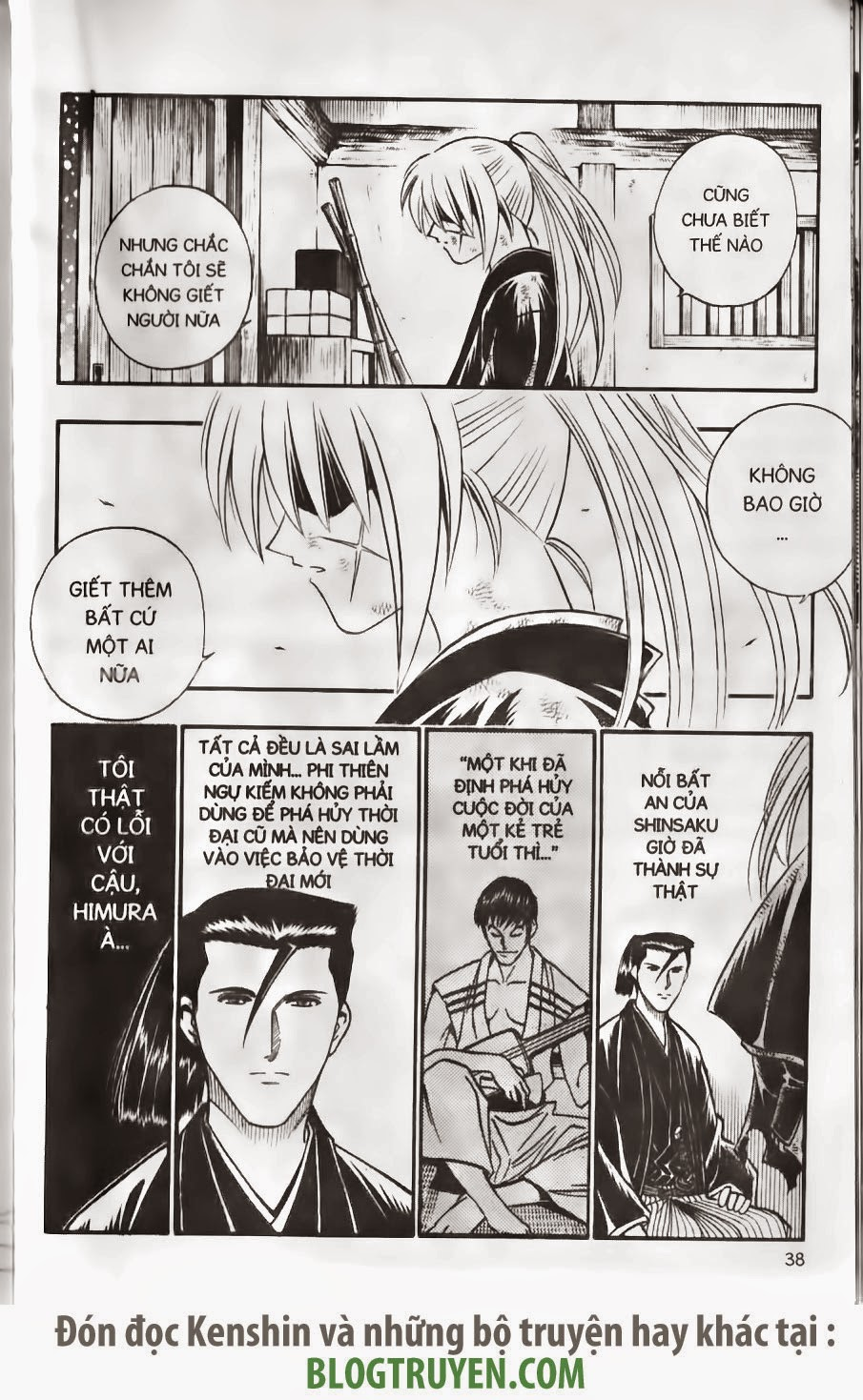 Rurouni Kenshin chap 179 trang 15