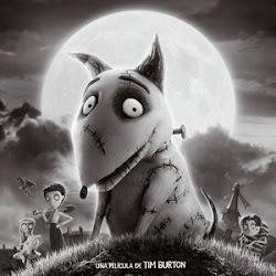 Poster Frankenweenie 2012