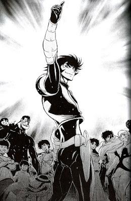 """Reseña de """"Shin Mazinger Zero"""" vols. 4 y 5 de Yoshiaki Tabata y Yuki Yugo - Ivréa"""