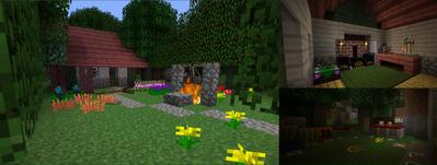 Witchery Mod para Minecraft 1 6 4   Mods para Minecraft en Espa  241 ol