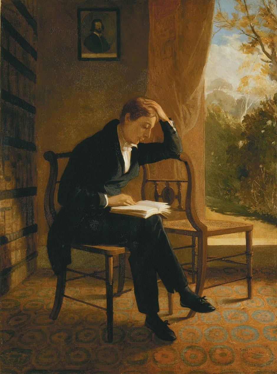 ジョセフ・セヴァーンのジョン・キーツの肖像