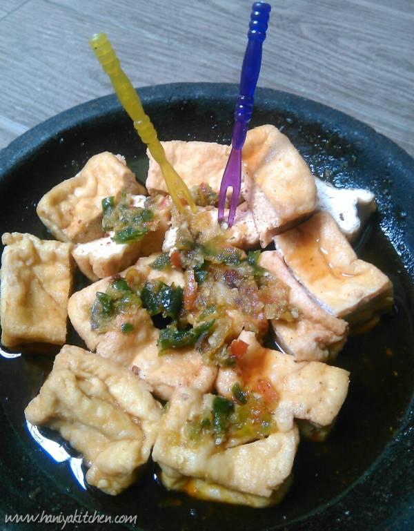 Resep Tahu Gejrot Cirebon : resep, gejrot, cirebon, Resep, Gejrot, Sederhana, Cirebon, Haniya, Kitchen