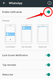 Android smartphone ke notification kaise band kare