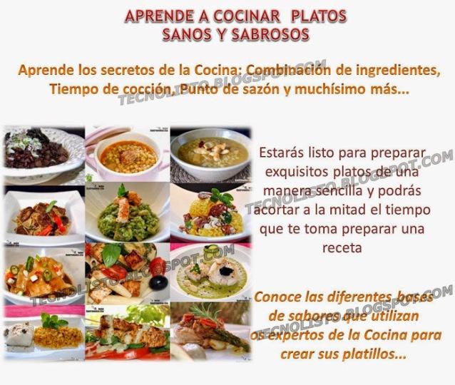 Aprende a cocinar como un chef todos los manuales que for Como aprender a cocinar