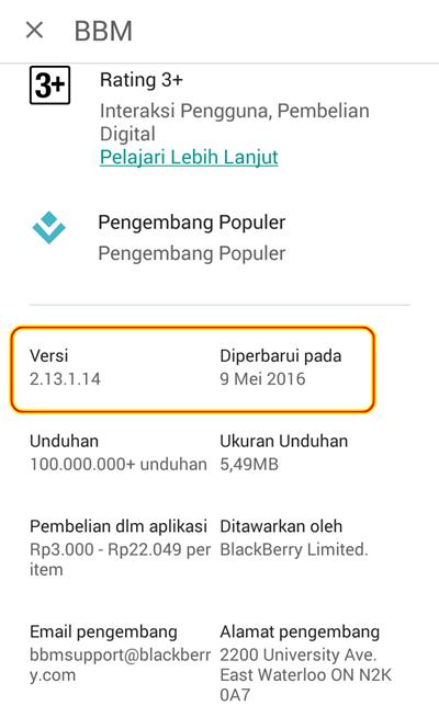 BBM Android v.2.13.1.14.apk Unclone No Mod