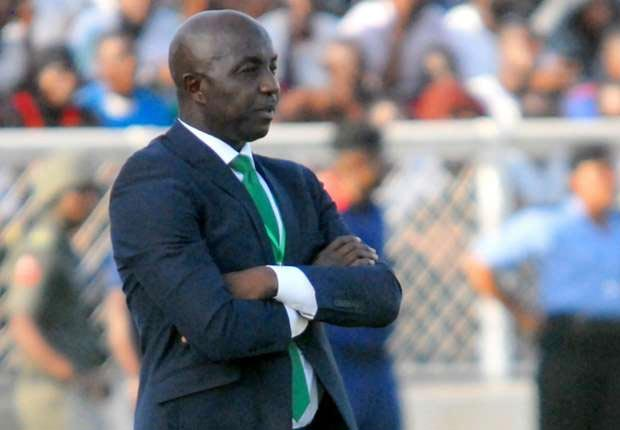 "Siasia slams Sports minister, FG, says ""I'm done with Nigeria"""