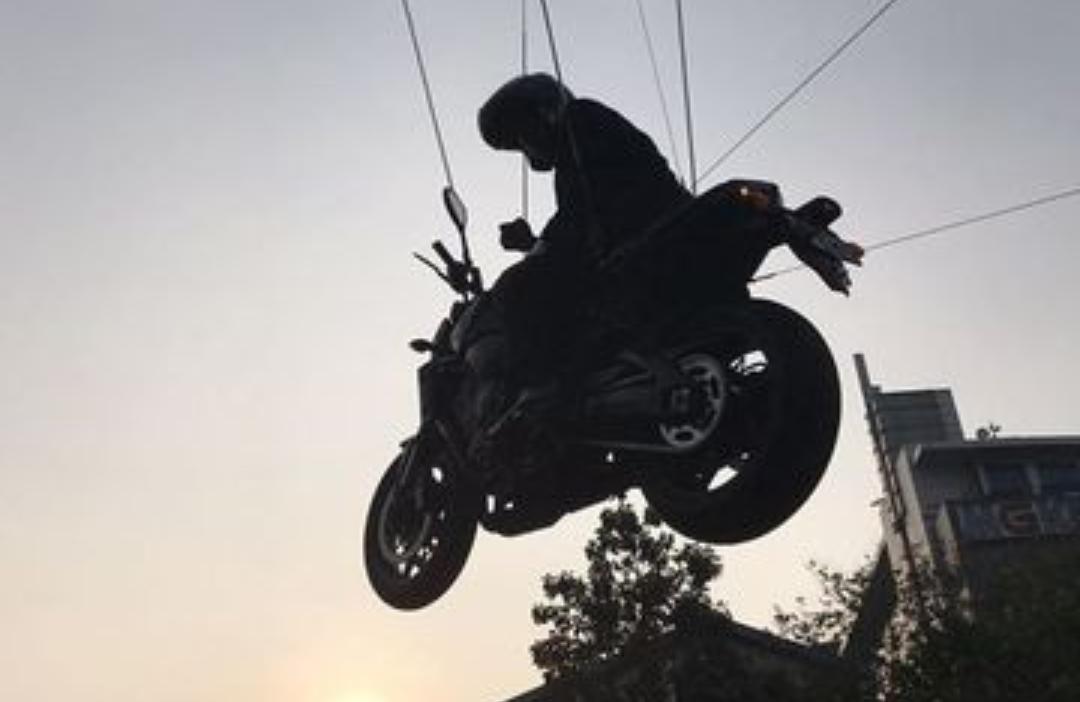 Terkuak, Inilah Sosok Stunt Styler di Balik Aksi Motor Jokowi