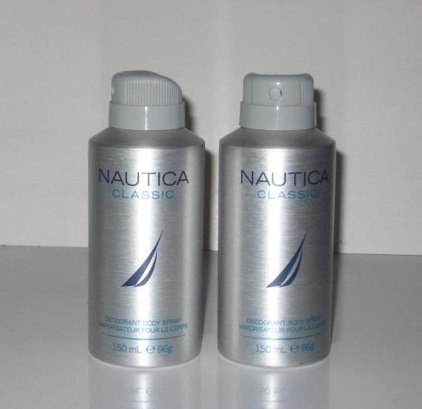 Nautica Classic perfume body spray