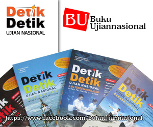Distributor Buku Detik-Detik UN 2016