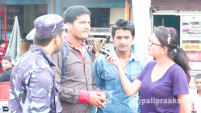 Nepali Prank - Interview Prank Ft. Sushma karki