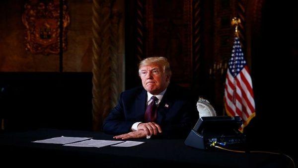Trump mantiene negativa al arribo de migrantes desde México