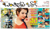 AvasaraniKo Abaddam Release Posters-thumbnail-2