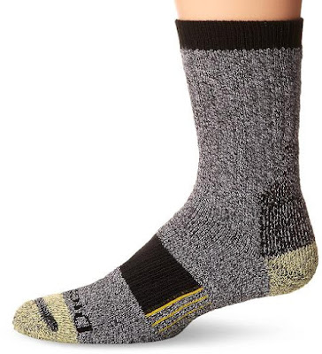 Smart Socks for You - Kevlar Reinforced Steel Toe Crew Socks