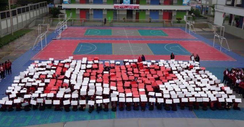 MINEDU: Fiestas Patrias son una ocasión propicia para fortalecer los valores y la identidad nacional - www.minedu.gob.pe