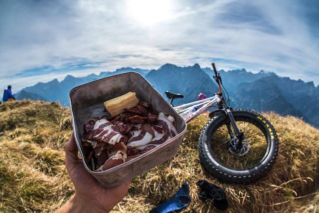biketour bayern fleischbank