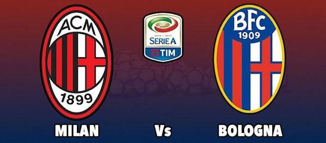AC Milan vs Bologna 11 Desember 2017