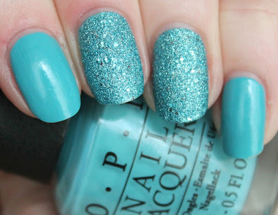 OPI Tiffany Case & Can't Find My Czechbook