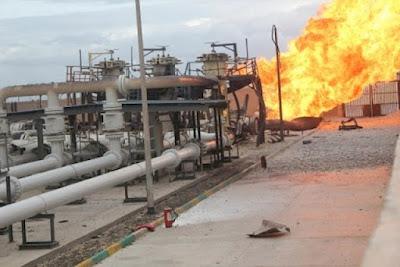 Suspected Militants Blow Up Pipeline In Edo